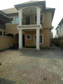 Luxury 5 Bedroom Semidetached Duplex with Bq, Study Room and Gym Room, Thomas Estate., Ajiwe, Ajah, Lagos, Semi-detached Duplex for Sale
