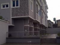 Exclusively Finished 4 Units Of 4 Bedroom Terrace Duplex ( All Room En-suite ), Adeniyi Jones, Ikeja, Lagos, 4 Bedroom Terraced Duplex For Sale