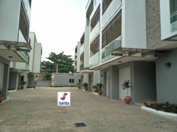 4 Bedroom Terrace, Off Bourdillon, Ikoyi, Lagos, Flat for Rent