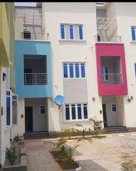 4 Bedroom Terraced Apartment, Guzape District, Abuja, House for Sale