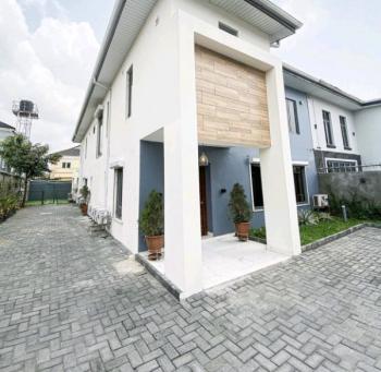 4 Bedroom Semi Detached House, Lekki Phase 1, Lekki, Lagos, House for Sale