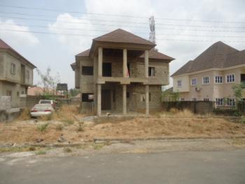 4 Bedroom Duplex Carcass, Lokogoma District, Abuja, Detached Duplex for Sale