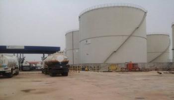 Functional Oil Storage Tank Farm., Kirikiri, Apapa, Lagos, Tank Farm for Sale