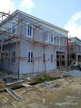 Get an Exotic Fully Finished 4 Bedrooms Terraced Duplex (smart Home), Creek Avenue Court, Between Chevron and Vgc, Ikota, Lekki, Lagos, Terraced Duplex for Sale