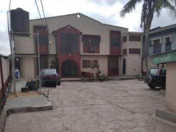 Block of 2 Units of 3 Bedroom Flats  and 1 Unit of 4 Bedroom, Ago Palace, Isolo, Lagos, Block of Flats for Sale