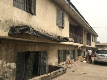 Block of 4 No. 3-bedroom Flats, Silver Street, Olodi, Apapa, Lagos, Block of Flats for Sale