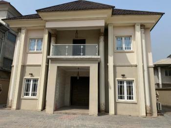 5 Bedroom Detached House with 3 Rooms Guest Chalet in a Large Compoun, U 3 Estate, Lekki Phase 1, Lekki, Lagos, Detached Duplex for Sale