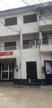 Office Space in a Decent and Busy Raod, Beside Moblie Filling Station, Agidingbi, Ikeja, Lagos, Commercial Property for Rent