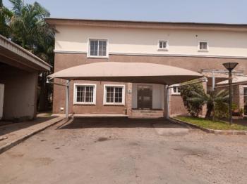 Luxury 4 Bedroom Duplex with a Bq, Jabi, Abuja, Semi-detached Duplex for Rent
