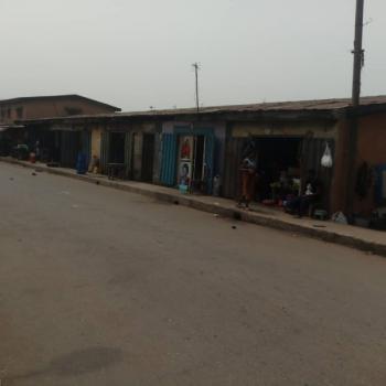 Standard Bungalow on Full Plot in a Tared Road Corner Piece, Dopemu Agege, Dopemu, Agege, Lagos, Detached Bungalow for Sale