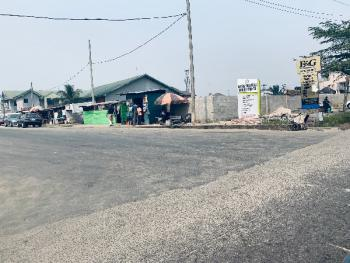 a Corner Piece Land, Along Peter Odili Road, Trans Amadi, Port Harcourt, Rivers, Commercial Land for Sale