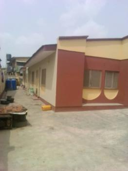 a Detached Bungalow of 3 and 2 Bedroom Sitting on a Full Plot of Land, Fagba, Agege, Lagos, Detached Bungalow for Sale