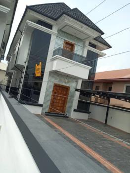 Palatial 5 Bedroom Detached Duplex with Bq Available, Opposite Victory Park Estate, Osapa, Lekki, Lagos, Detached Duplex for Sale