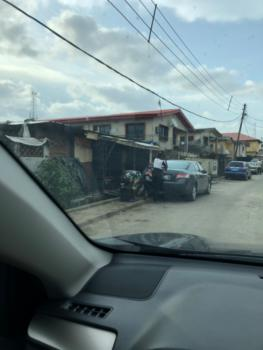 Old Building and Land, Joseph Harrison Street, Onike, Yaba, Lagos, Detached Duplex for Sale
