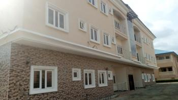 Serviced Brand New 3 Bedroom Flat with Bq, Wuye, Abuja, Flat for Rent