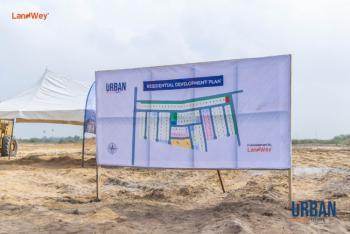 Urban Prime Phase 3, Abraham Adesanya Axis, Opposite The Ogombo Road, Ogombo, Ajah, Lagos, Mixed-use Land for Sale