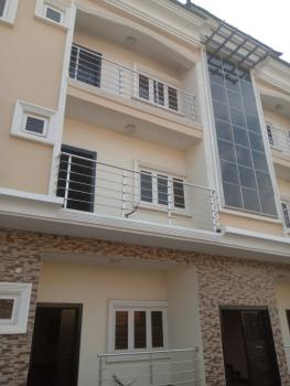 Suitable Brand New Three Bedroom with Bq, Wuye, Abuja, House for Rent