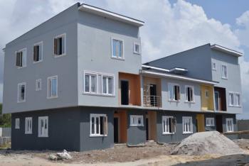 a Well Developed and Massive Estate (wealth Land Green Estate)., 10 Mins Drive to The Sangotedo Shoprite, Oribanwa Badore Ajah Lekki, Badore, Ajah, Lagos, Detached Duplex for Sale
