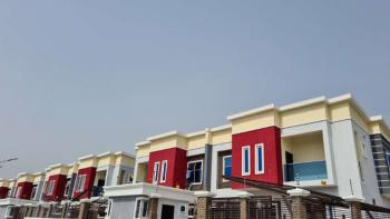 Spacious 4 Bedroom Terrace Duplex with Quality Finishing, 2nd Toll Gate, Between Chevron and Vgc, Lekki Phase 2, Creek Avenue, Ikota, Lekki, Lagos, Terraced Duplex for Sale