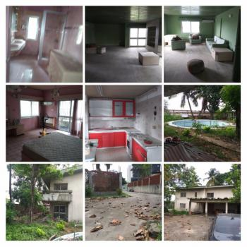4 Bedroom Detached House with Pool, Off Ahmadu Bello Way, Victoria Island (vi), Lagos, Detached Duplex for Rent