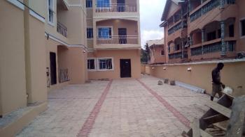Brand New 2 Bedroom Flat All Ensuite  with Wardrobe and Cabinet, No. 322 Nike Lake Road, Trans Ekulu, Enugu, Enugu, Flat for Rent