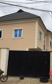Brand New 4 Bedrooms Detached House, Off Bank Anthony Way, Ikeja, Lagos, Detached Duplex for Sale