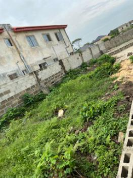 Half Plot of Dry Land. Start Building Immediately, Alayande, Majek Bstop, 2 Minutes From New Shoprite, Ajah, Lagos, Mixed-use Land for Sale