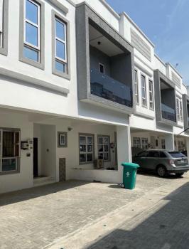 Fully Serviced 3 Bedroom Terraced Duplex with 24 Hours Power, Victoria Bay Estate, Lafiaji, Lekki, Lagos, Terraced Duplex for Rent