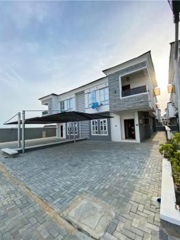 Contemporary 4 Bedroom Semi Detached Duplex with 24 Hours Power, Victoria Bay Estate, Lafiaji, Lekki, Lagos, Semi-detached Duplex for Rent