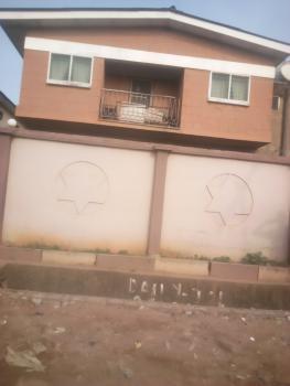 Mini Flat with Extra Room(sitting Room Tiled), By Okeayo Bus Stop, Iju-ishaga, Agege, Lagos, Mini Flat for Rent
