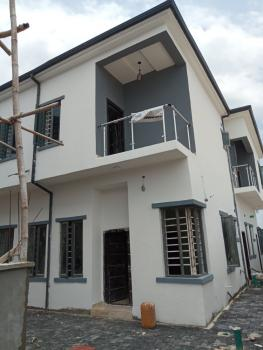 Luxury Brand New 4bedroom+bq Semidetached Duplex, Idado, Lekki, Lagos, Semi-detached Duplex for Sale
