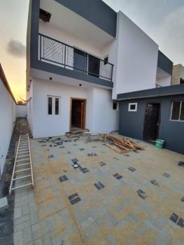 4 Bedroom Semi Detached Duplex, Pinnock Beach Road, Jakande, Lekki, Lagos, Semi-detached Duplex for Sale