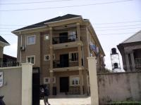 Newly Built  All Room Ensuite 3 Bedroom Flat, Off International Airport Rd(close to Chivita), Ajao Estate, Isolo, Lagos, Flat / Apartment for Rent