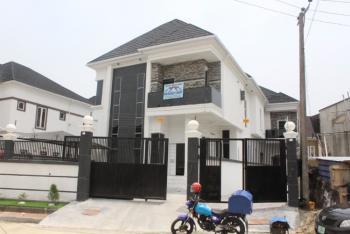 Newly Built  5bedroom  Detached Duplex with One Bq at a Good Location, Ikota Villa Estate By Mega Chicken, Ikota, Lekki, Lagos, Detached Duplex for Sale