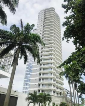 3 Bedroom Luxury Apartments of 25 Storey with Breathtaking Panoramic, Ikoyi, Lagos, Block of Flats for Sale
