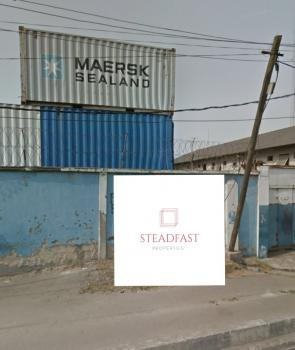 Warehouse with Jetty and Office Block Available, Creek Road, Apapa Wharf, Apapa, Lagos, Warehouse for Sale