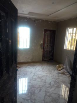 New 2 Bedroom Flat En-suite with Pop Ceiling ( Upstairs), Off Hughes Avenue, Alagomeji, Yaba, Lagos, Flat for Rent