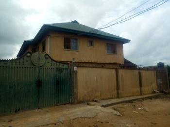 Building Consist of Four Numbers of Three Bedroom Apartment, Igando, Isheri Olofin, Alimosho, Lagos, Block of Flats for Sale