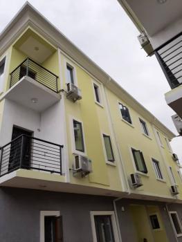 Brand New Elegantly Built 4 Bedroom with a Room Guest House, Lekki Phase 1, Lekki, Lagos, Terraced Duplex for Rent