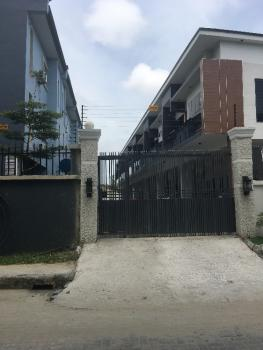 4 Bedroom Terraced Duplex with Fitted Kitchen, Spacious Rooms Etc, Before Second Toll Gate, Lekki Phase 2, Lekki, Lagos, Terraced Duplex for Rent