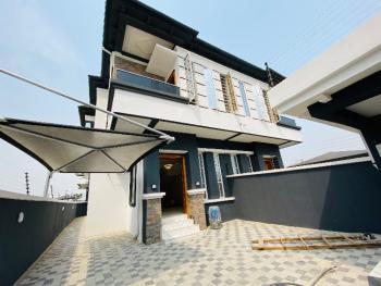 4bedroom Duplex with a Room Bq, Off Chevron Drive, Lekki Expressway, Lekki, Lagos, Semi-detached Duplex for Rent
