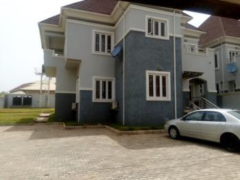 5 Bedroom Duplex ,2 Rooms Bq, Generator and Air Condition, Off Ty Danjuma, Asokoro District, Abuja, Semi-detached Duplex for Rent