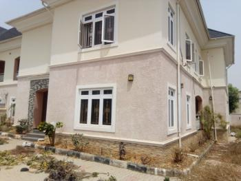 5 Bedroom Duplex with 2 Room Servants Quarter, Off Aminu Sale, Katampe Extension, Katampe, Abuja, Semi-detached Duplex for Rent