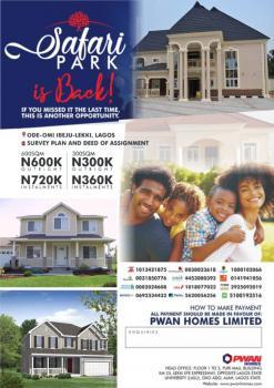 Dry Flat Land, Akodo Ise, Ibeju Lekki, Lagos, Mixed-use Land for Sale