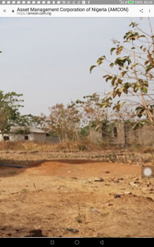 Residential Estate Comprising Uncompleted Buildings, Cadastral Zone C13, Okanje, Abuja, Residential Land for Sale