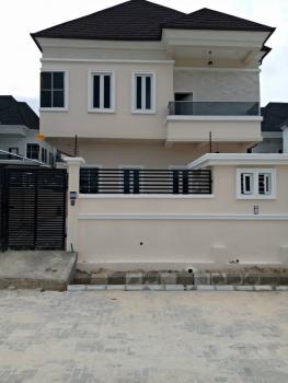 New Furnished 5 Bedrooms Fully Detached Duplex with Bq, Eli Court, Chevron Alternative, Lekki, Lagos, Detached Duplex for Sale