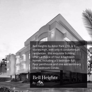4 Bedroom Luxury  Condo, Chevy View, Lekki Phase 2, Lekki, Lagos, Flat for Sale