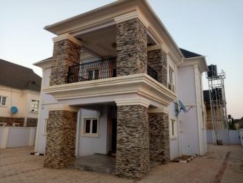 Newly Built 4 Bedroom Detached Duplex with 2 Rooms Bq, Apo, Abuja, Detached Duplex for Sale