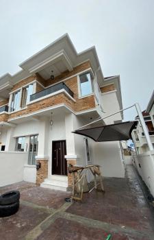 4 Bedroom Semi Detached Duplex, Chevron, Igbo Efon, Lekki, Lagos, Semi-detached Duplex for Sale