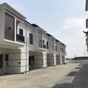 Brand New 4 Bedroom Terrace, 2nd Estate, Ikota, Lekki, Lagos, Terraced Duplex for Sale